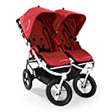 Bumbleride Indie Twin Stroller Cayenne Red