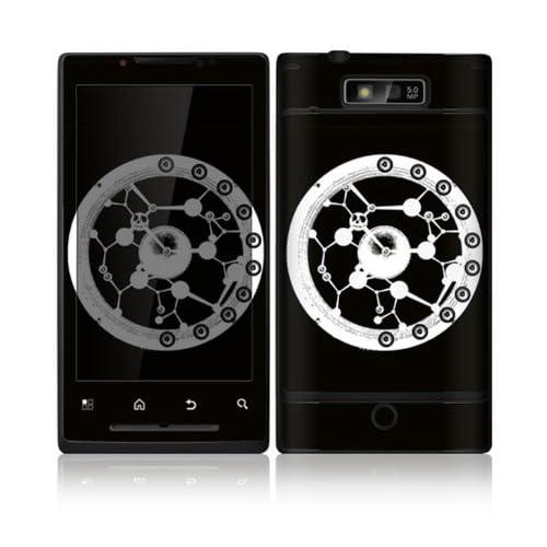 Illusions Design Decorative Skin Cover Decal Sticker for Motorola Droid Triumph Cell Phone