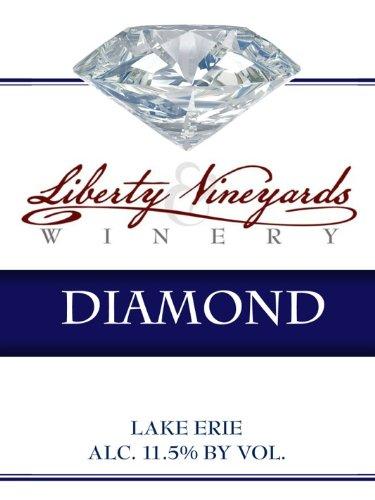Nv Liberty Vineyards & Winery Diamond Lake Erie 750Ml