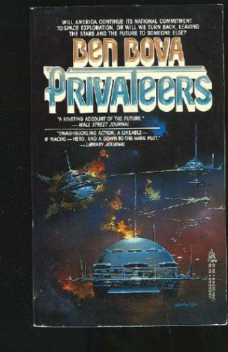 Privateers, Bova,Ben