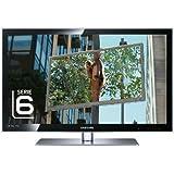 Samsung UE40C6200 101,6 cm (40 Zoll) LED-Backlight-Fernseher (Full-HD, 100Hz, DVB-T/-C/-S2) schwarz