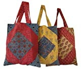 Amnesty International Fair-trade Eco-shopping Bag (Colors Will Vary)