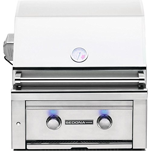 Sedona By Lynx 24-inch Built-in Natural Gas Grill With Prosear Burner L400ps