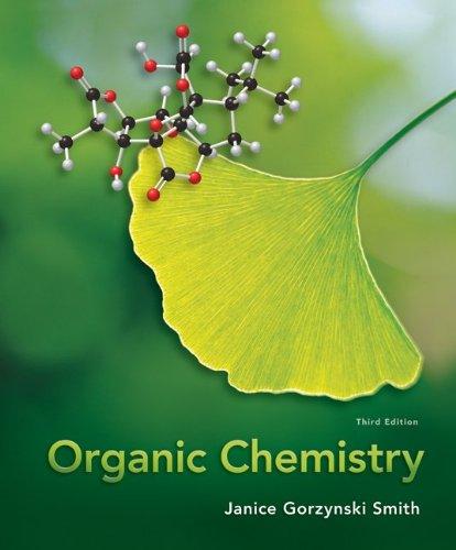 Organic Chemistry - Janice Gorzynski Smith