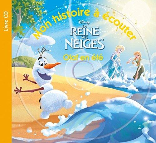 Olaf en été : La Reine des Neiges (1CD audio)