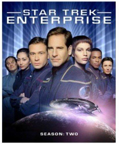 Blu-ray : Star Trek: Enterprise-season 2 (Blu-ray)