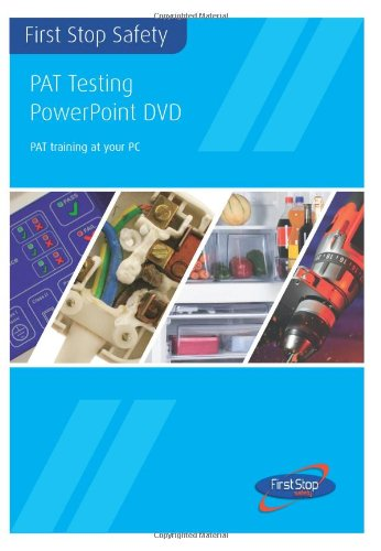Pat Testing Powerpoint Dvd: Pat Training At Your Pc
