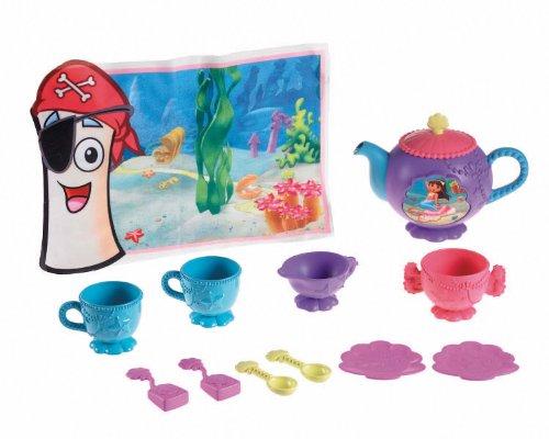 Fisher-Price Dora The Explorer Hidden Treasures Tea Set (Fisher Tea Set compare prices)