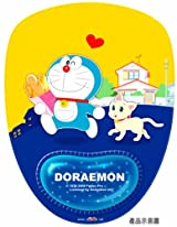 Doraemon Mouse pad w/ Wrist Rest ~ Fly Doraemon