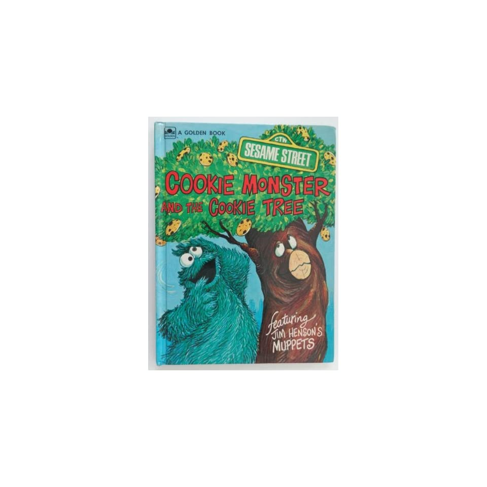 Cookie Monster and the Cookie Tree (Featuring Jim Henson's Muppets) David Korr, Joe Mathieu Books
