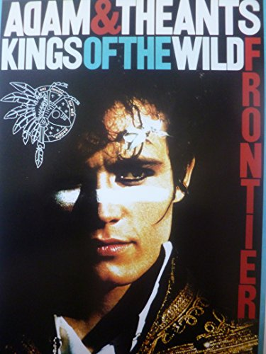 Adam and the Ants, Kings of the Wild Frontier Press Promo - Mounted Poster