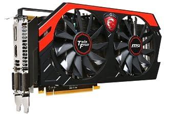 MSI社製 NVIDIA GeForce GTX760 GPU搭載ビデオカード N760GTX TWIN FROZR 4S OC