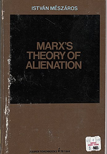 am analysis of marxs theory of alienation Marxism is a method of socioeconomic analysis that frames capitalism through a if that is marxism, then i am not a marxian class theory marxism and.