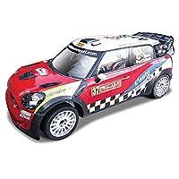 """Tobar 1:32 Scale """"Rally 2012 Mini Countryman Wrc Team Dani Sordo"""" Diecast Model"""