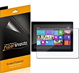 [3-Pack] SUPERSHIELDZ- Premium Anti-Glare (Matte) Screen Protector For Microsoft Surface Windows RT/Pro + Lifetime Replacements Warranty [3-PACK] - Retail Packaging