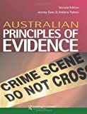 img - for Australian Principles of Evidence book / textbook / text book