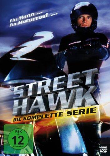 Street Hawk - Die komplette Serie [4 DVDs]