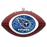 NFL Tennessee Titans Mini Replica Football Ornament Amazon.com
