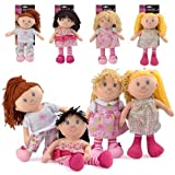 Dolls World Deluxe Rag Dollby Dolls World