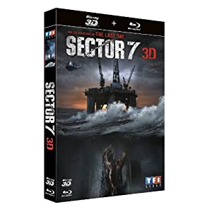 Sector 7 - Blu-ray 3D