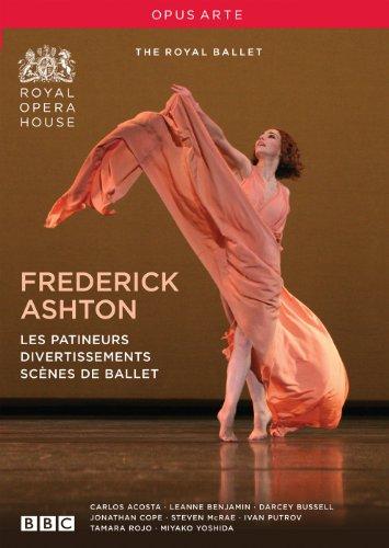 Meyer/ Strav: Les Patineurs/ Divertissment/ Scenes De Ballet (Opus Arte: OA1064D) [DVD] [2012] [NTSC]
