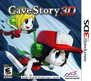 Cave Story 3D - Nintendo 3DS by NIS America