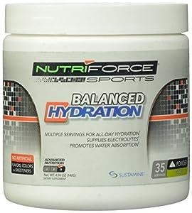 Nutriforce - Balanced Hydration - CITRUS (4.94 Ounce)