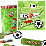 """Fußball Pflaster Set """"Star Kicker"""" / 20tlg."""