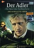 Der Adler: Die Spur des Verbrechens - Die komplette Serie (Staffel 1-3 inklusive Soundtrack) [13 DVDs]