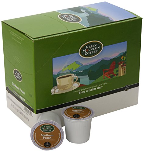 green mountain coffee southern pecan light roast k cup portion pack. Black Bedroom Furniture Sets. Home Design Ideas