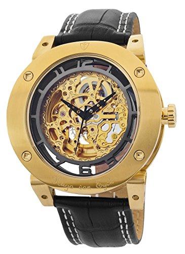 Hugo von Eyck gents automatic watch Aries, HE207-202