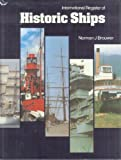 img - for International Register of Historic Ships book / textbook / text book