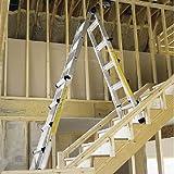 Cosco 17' World's Greatest Multi-Use Ladder