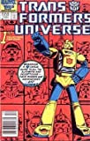 img - for Transformers Universe (Volume 1, #1) book / textbook / text book
