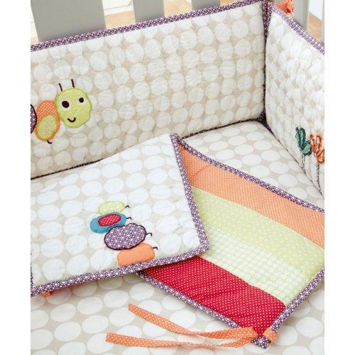 Jamboree Crib Bumper - 1