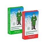Crottendorfer Räucherkerzen Weihnachtsdüfte 2er Set Tannenduft