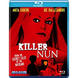 Killer Nun [Blu-ray]