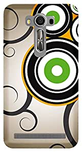 TrilMilPrinted Designer Mobile Case Back Cover For Asus Zenfone 2 Laser ZE550KL