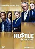 Hustle: Complete Season Four [DVD] [Import]