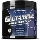 Dymatize Nutrition Glutamine Micronized Powder, 300g
