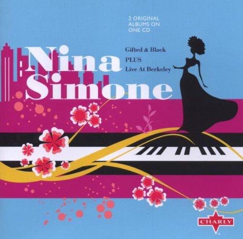Nina Simone - Gifted And Black Live At Berkeley - Zortam Music