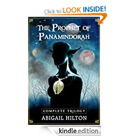 The Prophet of Panamindorah, Complete Trilogy