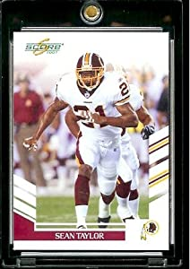 2007 Score #31 Sean Taylor Washington Redskins Football Card - Mint Condition - In... by SCORE
