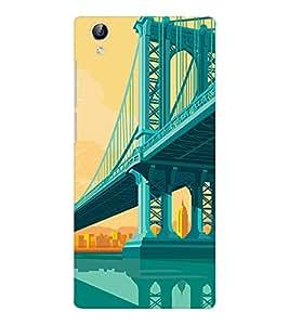 EPICCASE London bridge Mobile Back Case Cover For Vivo Y51 (Designer Case)