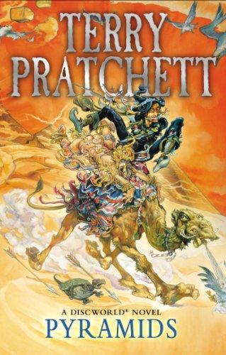 pyramids-discworld-novel-7-discworld-series