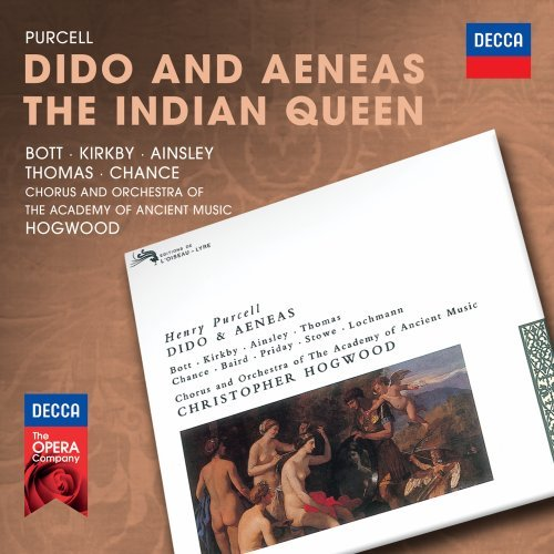Dido & Aeneas de Purcell  - 2CD