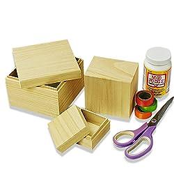 Square Nesting Boxes (3)