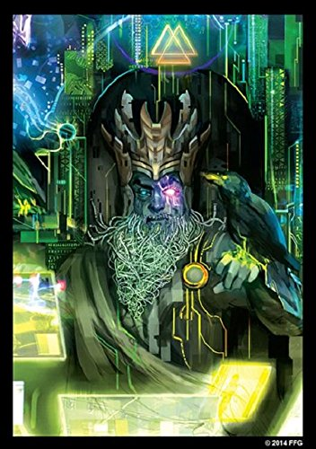 Android Netrunner: Art Sleeves (50) - Wotan