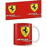 Ulta Anda Ferrari 458 Italia Red Ceramic Mug, 12 Oz