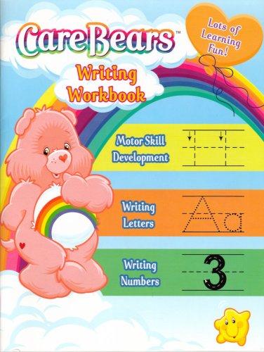Care Bears Writing Workbook - 1